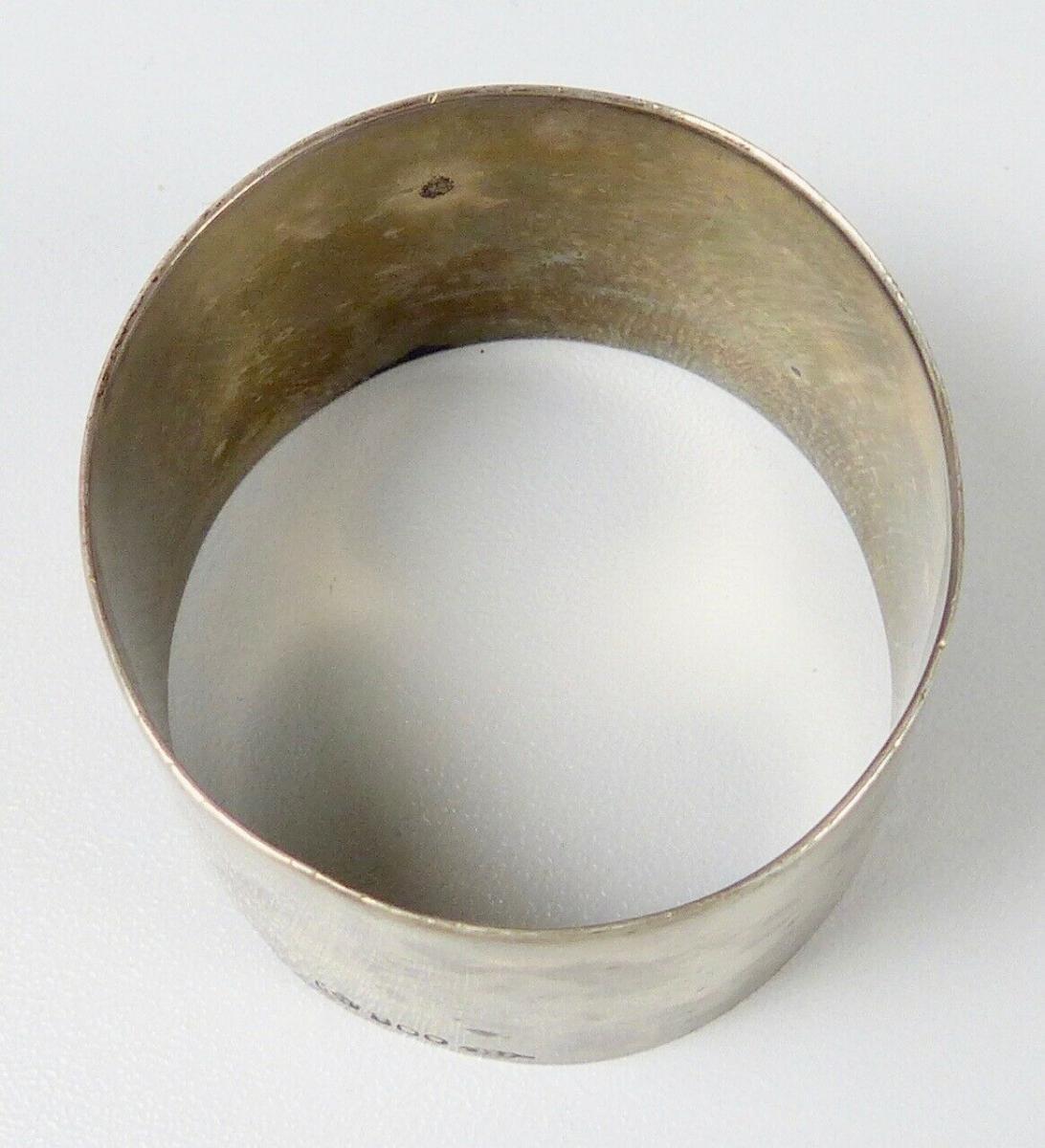 Serviettenring aus 800er Silber (da5863) 1