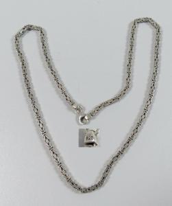 Königskette aus 925er Silber   (da5983)
