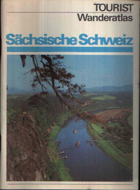 Sächsische Schweiz Tourist Wanderatlas