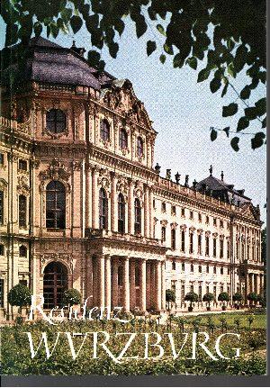 Residenz Würzburg und Hofgarten