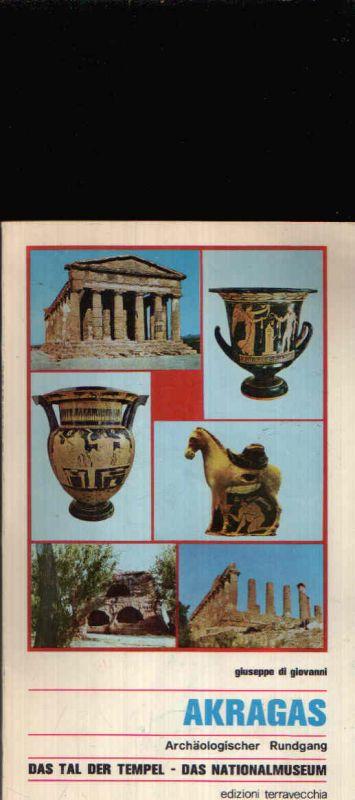 Akragas Archäologischer Rundgang - Das Tal der Tempel - Das Nationalmuseum