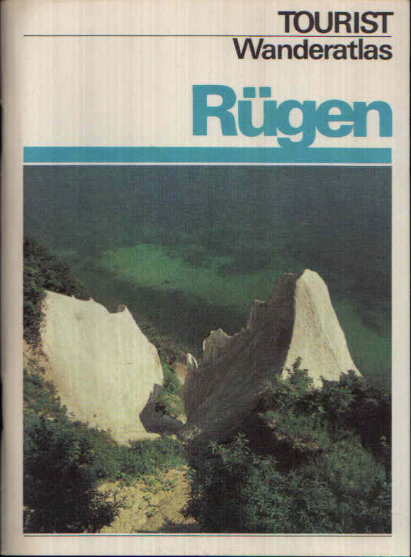Rügen Tourist Wanderatlas