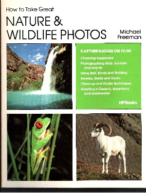 How to Take Great Nature & Wildlife Photos