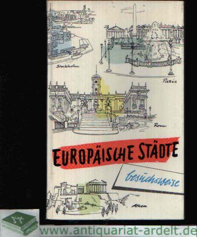 Europäische Städte besuchsweise