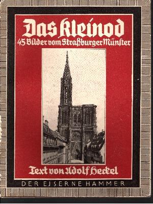 Das Kleinod 45 Bilder vom Straßburger Münster