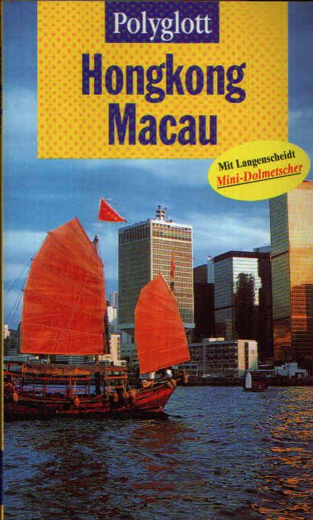 Hongkong Macau Polyglott-Reiseführer
