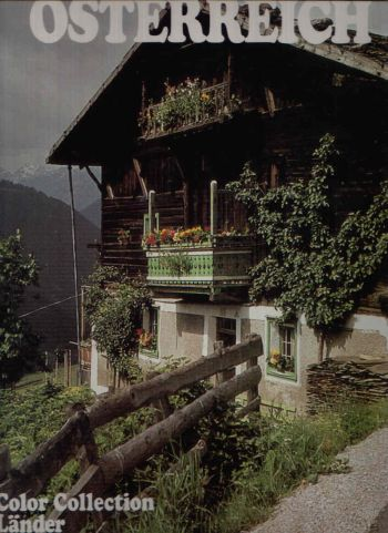 Österreich Color Collection Städte