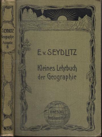 Kleines Lehrbuch der Geographie - Ausgabe B