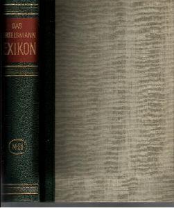 Das Bertelsmann Lexikon in vier Bänden - Band 1 bis 4 erster Band: A-F - zweiter Band: G-L - dritter Band: M- Sd