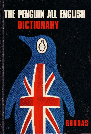 The Penguin all english dictionary