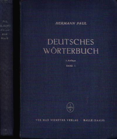 Deutsches Wörterbuch Band 1 + 2