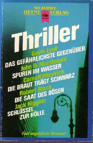 Thriller 5 ungekürzte Spannungsromane in 1 Band