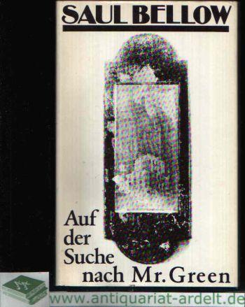 Auf der Suche nach Mrs. Green Kurzgeschichten