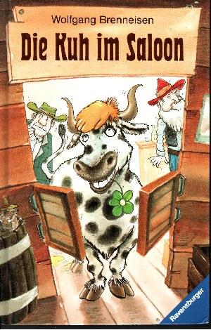 Die Kuh im Saloon
