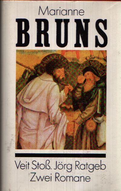 Der neunte Sohn des Veit Stoß - Die Spur des namenlosen Malers Zwei Romane