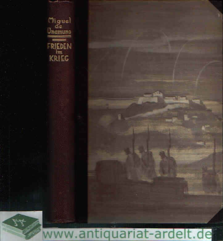 Frieden im Krieg - Ein Roman aus dem Carlistenaufstand