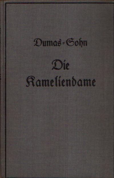 Die Kameliendame Roman