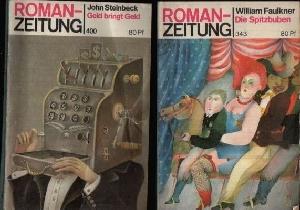 Die Spitzbuben - Geld bringt Geld 2 Roman-Zeitung Nr. 343 + 400