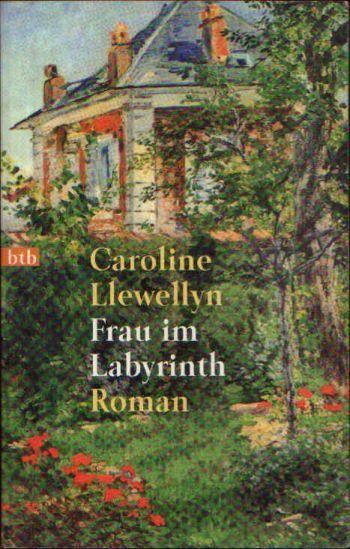 Frau im Labyrinth