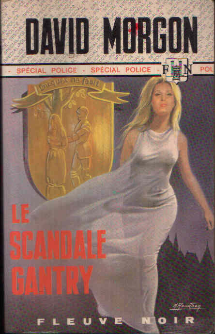 Le Scandale Gantry Roman Special-Police