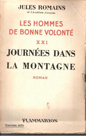 XXXI Journées dans la montagne Les Hommers de Bonne Volonte