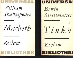 Macbeth - Tinko 2 Bücher