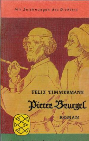 Pieter Bruegel Fischer Bücherei ; 277 - Mit Zeichnungen des Dichters
