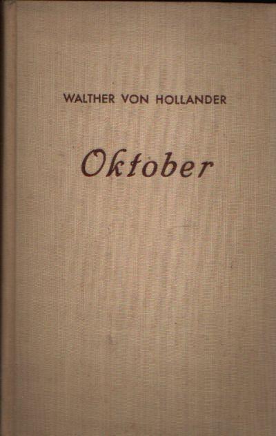 Oktober Roman