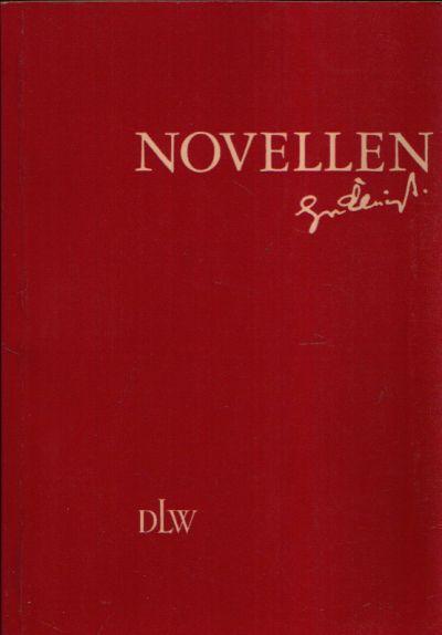 Novellen Deutsches Lesewerk vom 9. Schuljahr an