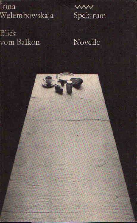 Blick vom Balkon Novelle