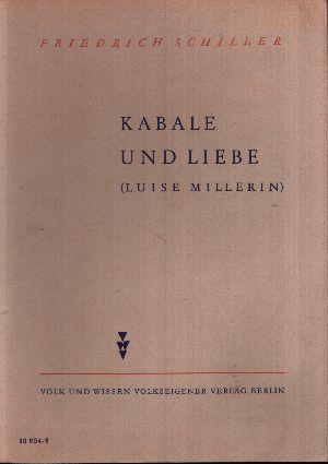 Kabale und Liebe (Luise Millerin)