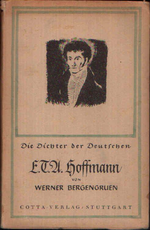 E.T.A. Hoffmann Die Dichter der Deutschen