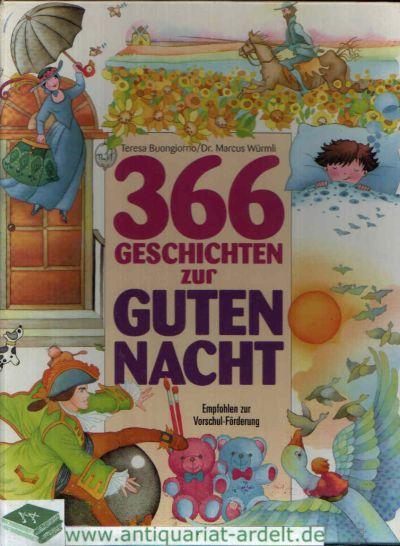 366 Geschichten zur Guten Nacht Empfohlen zur Vorschul-Förderung.