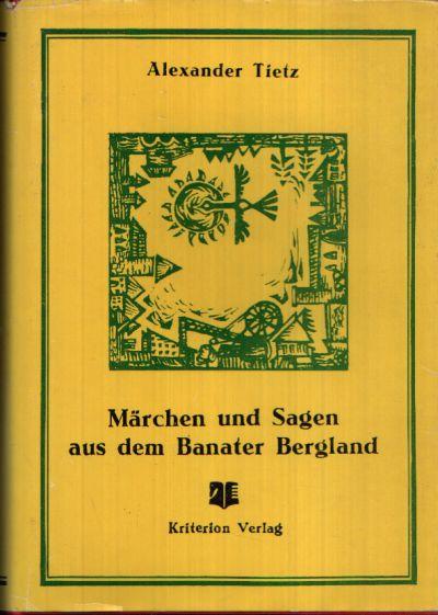 Märchen und Sagen aus dem Banater Bergland