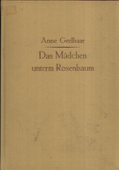 Das Mädchen unterm Rosenbaum und andere Geschichten und Märchen