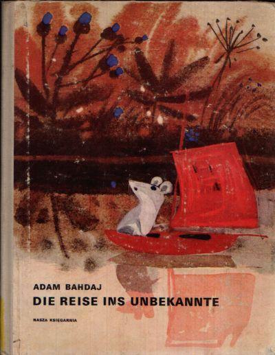Die Reise ins Unbekannte Illustrationen von Maria Mackiewicz