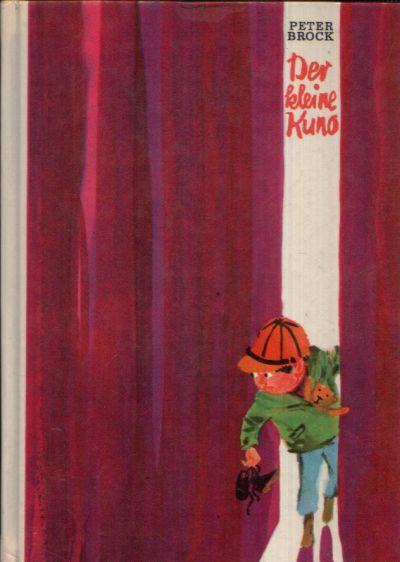 Der kleine Kuno reißt aus. Dr. Sandmann kommt zu spät. Hauptwachtmeister Süßenhut gibt Alarm. Und Toni vier- fünf nimmt die Verfolgung auf.- Wo aber treibt sich Kuno mit seinem Teddy nachts herum? Eine aufregende Geschichte. Illustrationen von Eberhard...