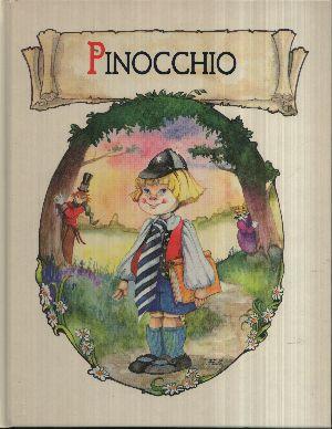 Pinocchio nacherzählt von Neil und Ting Morris