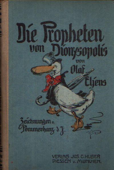 Die Propheten von Dionysopolis Zeichnungen von R. Pommerhanz Eine nicht unmögliche Geschichte aus dem Lande der unbegrenzten Möglichkeiten