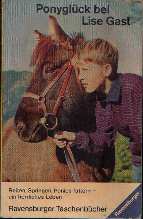 Ponyglück bei Lise Gast Reiten, Springen, Ponies füttern, ein herrliches Leben.