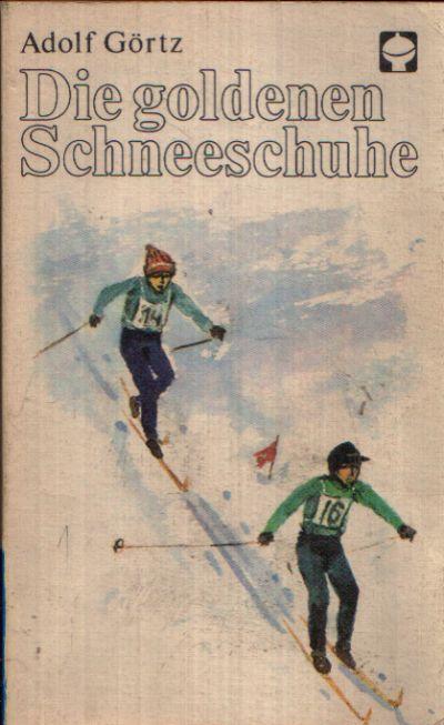 Die goldenen Schneeschuhe Illustrationen von Hans Mau