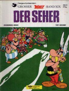 Der Seher Grosser Asterix Band XIX