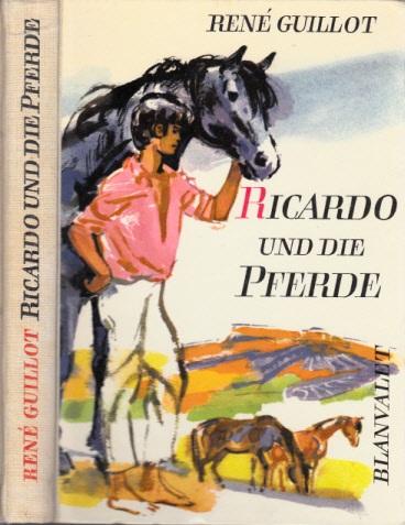 Ricardo und die Pferde Zeichnungen von Werner Bürger