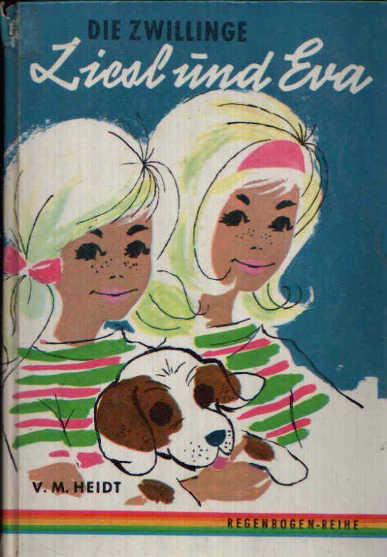 Die Zwillinge Liesl und Eva