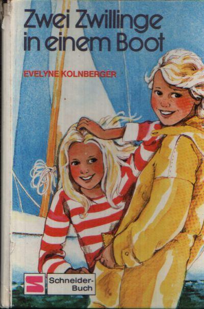 Zwei Zwillinge in einem Boot