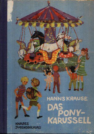 Das Ponykarussell Illustrationen von Dagmar Schwintowsky