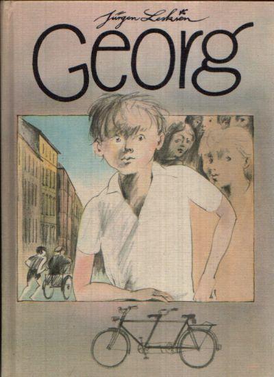 Georg Illustrationen von Wolfgang Würfel