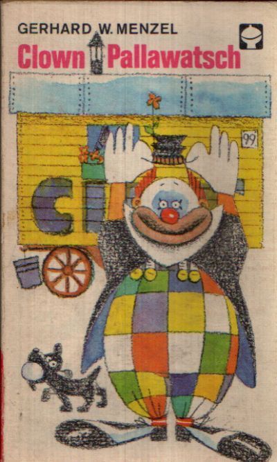 Clown Pallawatsch Illustrationen von Danuta Griese