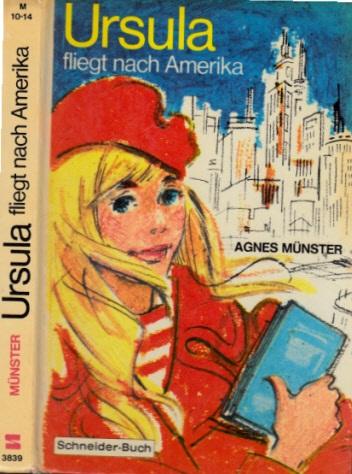 Ursula entdeckt Amerika