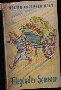 Fliegender Sommer Acht Geschichten. Illustrationen von Ernst Jazdzewski.